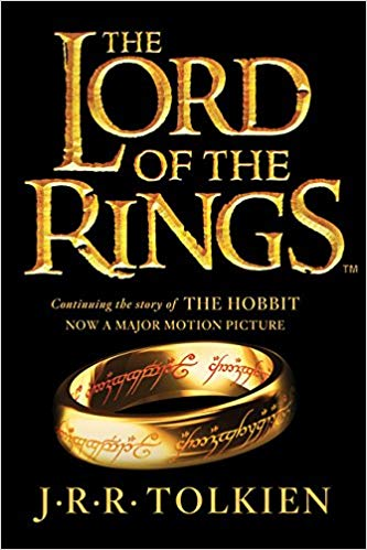 The Lord of the Rings, by J.R.R. Tolkien
