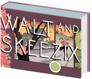Walt and Skkezix 1933-1934: Volume Seven-Frank King