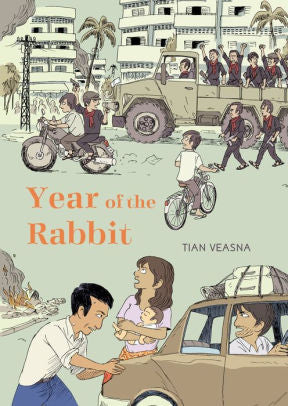 Year of the Rabbit-Tian Veasna