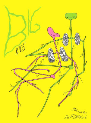 Big Kids-Michael Deforge