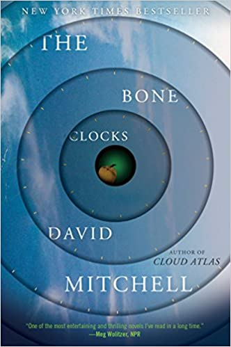 The Bone Clocks, by David Mitchell