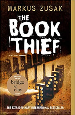 The Book Thief, by Marcus Zusak