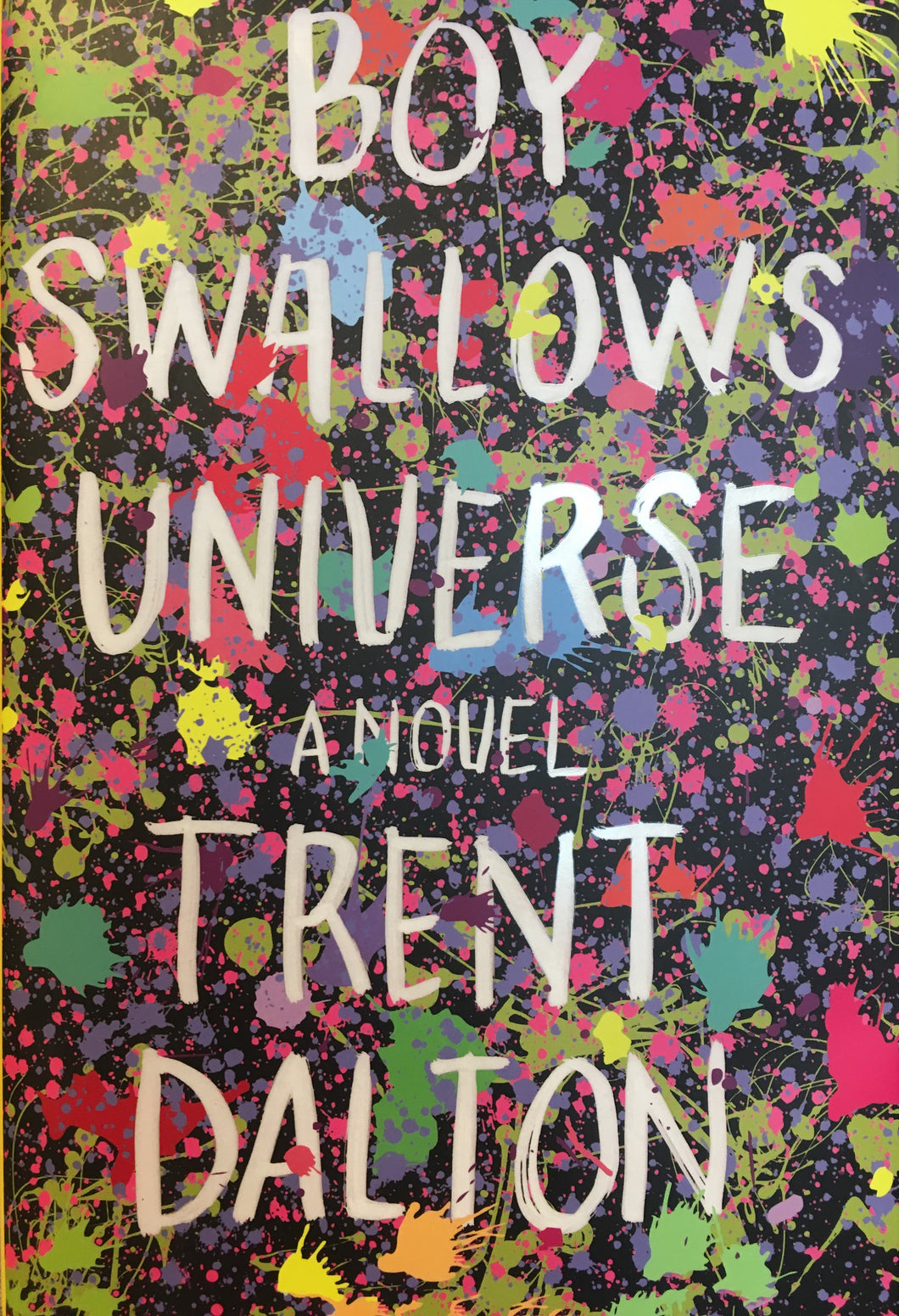 INDOWNCITY May Book of  the Month: Boy Swallows Universe, by Trent Dalton