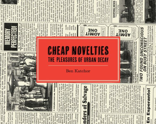 Cheap Novelties-Ben Katchor
