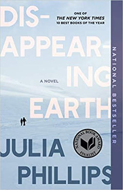 Disappearing Earth, by Julia Phillips (paperback)
