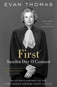 First, by Sandra Day O'Connor