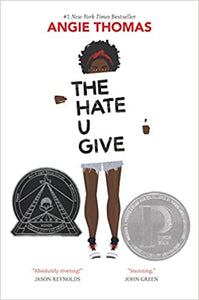 The Hate U Give Hardcover, by Angie Thomas