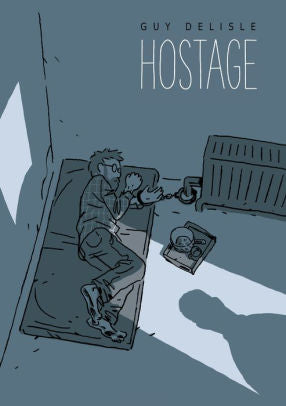 Hostage-Guy Delisle