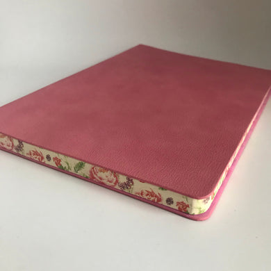 Artisan Leatherette Journal (Pink)