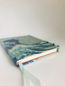 Hokusai: The Great Wave Foil Journal