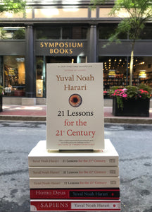 21 Lessons for the Twenty First Century, by Yuval Noah Harari (PB)