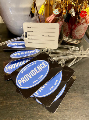 Providence Rhode Island Luggage Tag