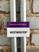 Westminster St. Downcity Arts District Providence Rhode Island Magnet - Ree+Dot