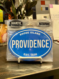 Providence Rhode Island Magnetic Sticker (large)
