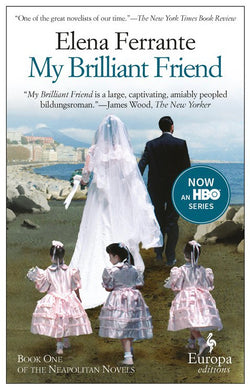 My Brilliant Friend (Book One of the Neapolitan Quartet), by Elena Ferrante