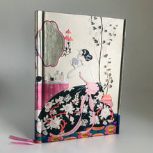 Barbier: Backless Dress Foil Journal