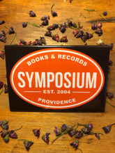 Symposium Books Classic Magnet (orange)