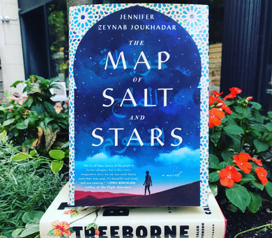 The Map of Salt and Stars, by Jennifer Zeynab Joukhadar