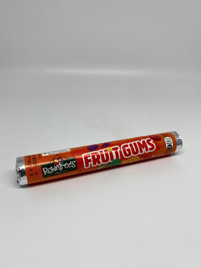 Fruit Gums Rowantree Candy