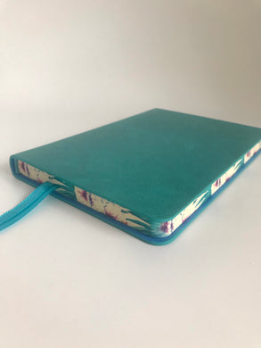 Artisan Leatherette Journal (Teal)