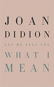 PREORDER Let Me Tell You What I Mean Hardcover – January 26, 2021