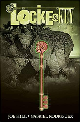 Locke & Key, Volume 2: Head Games, by Joe Hill