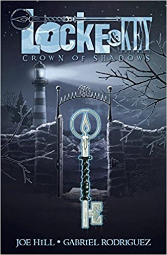 Locke & Key, Volume 3: Crown of Shadows, by Joe Hill