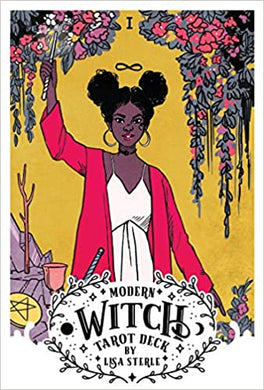 The Modern Witch Tarot Deck, by Lisa Sterle