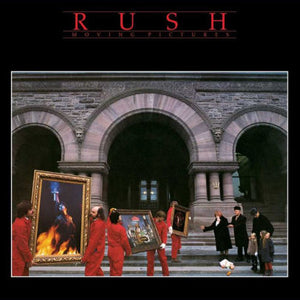 Moving Pictures-Rush
