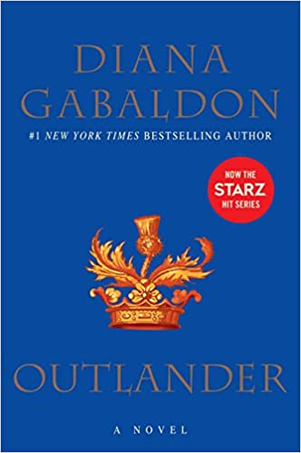 Outlander (Book 1), by Diana Gabaldon