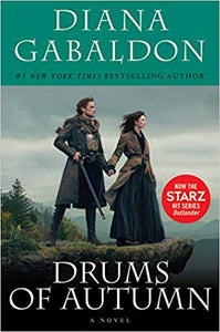 Outlander (Book Four): Drums of Autumn, by Diana Gabaldon