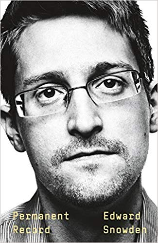 Permanent Record, by Edward Snowden