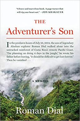 The Adventurer's Son, by Roman Dial