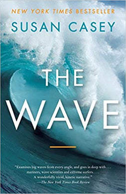 The Wave: In Pursuit of the Rogues, Freaks, and Giants of the Ocean,
