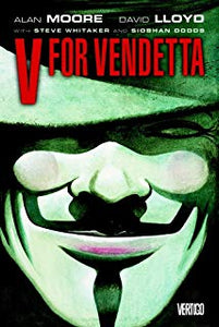 V for Vendetta, by Alan Moore
