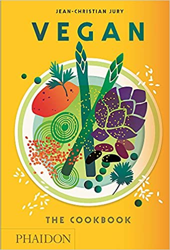 Vegan: The Cookbook, by Jean-Christian Jury