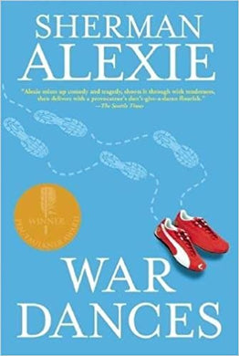 War Dances: Stories & Poems, by Sherman Alexie