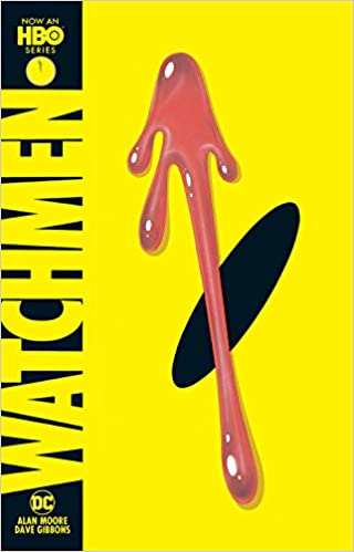 Watchmen, by Alan Moore. Illustrated by Dave Gibbons