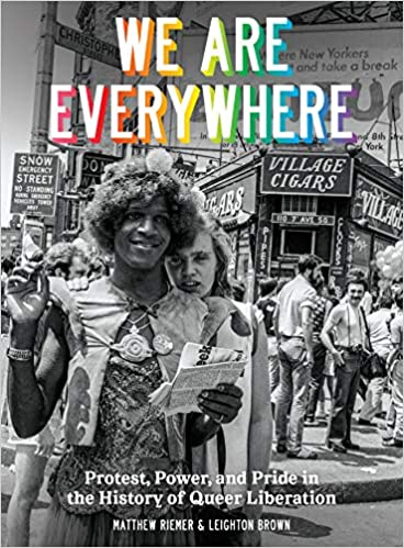 We Are Everywhere, by Matthew Riemer and Leighton Brown