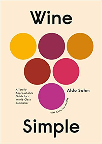 wine simple cover, circles like grapes