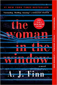 The Woman in the Window, by A.J. Finn