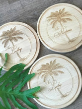 Round Serving Boards