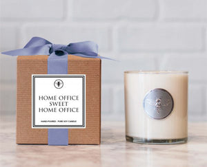 Home Office Sweet Home Office Candle