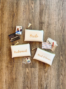 Bridesmaid Survival Bag