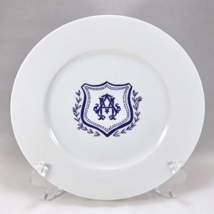 Porcelain Rim Shaped Dinnerware