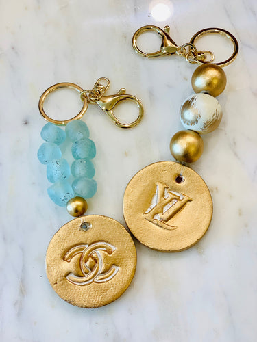 Lux Life Handmade Key Chains