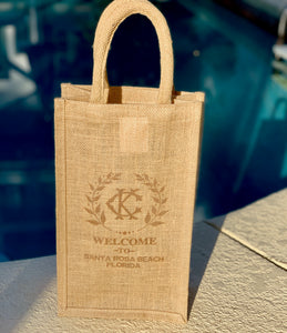 Personalized Welcome Bag
