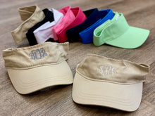 Solid Color Sun Visor