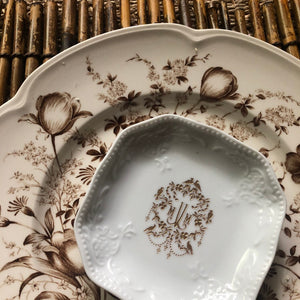 Limited Edition Porcelain Pin Tray