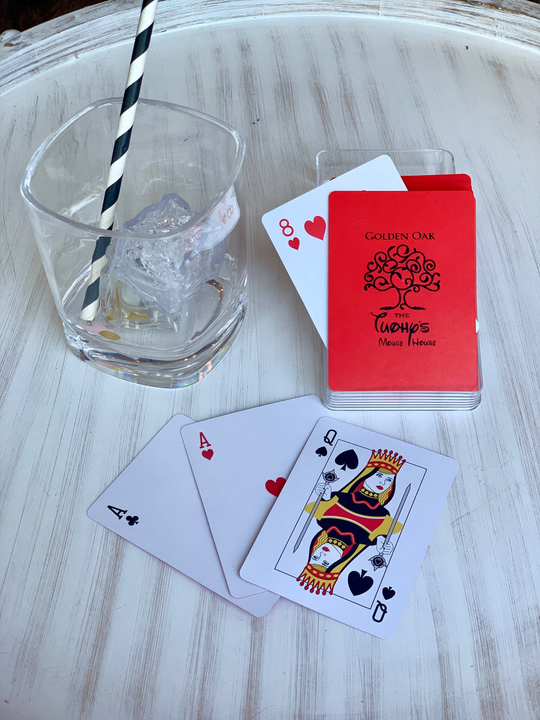 Personalized Disney Playing Cards